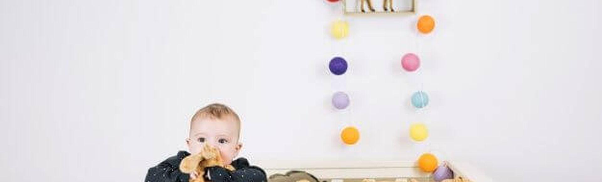 Cosas indispensables para habitación del bebé