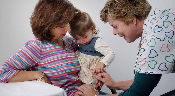 Qué vacunas tengo que aplicarle a mi bebé