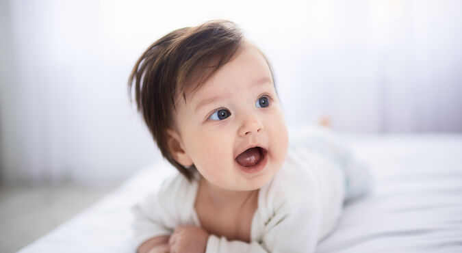 Descubre lo que le pasa a tu bebé de los 13 a los 18 meses