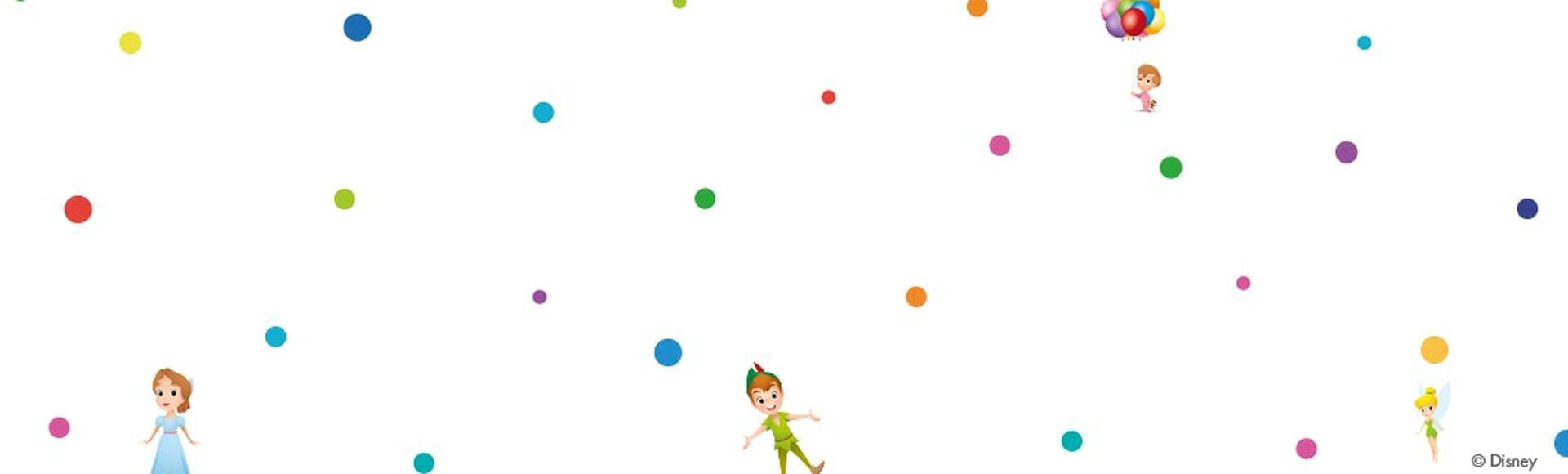 Tinker Bell y Peter Pan