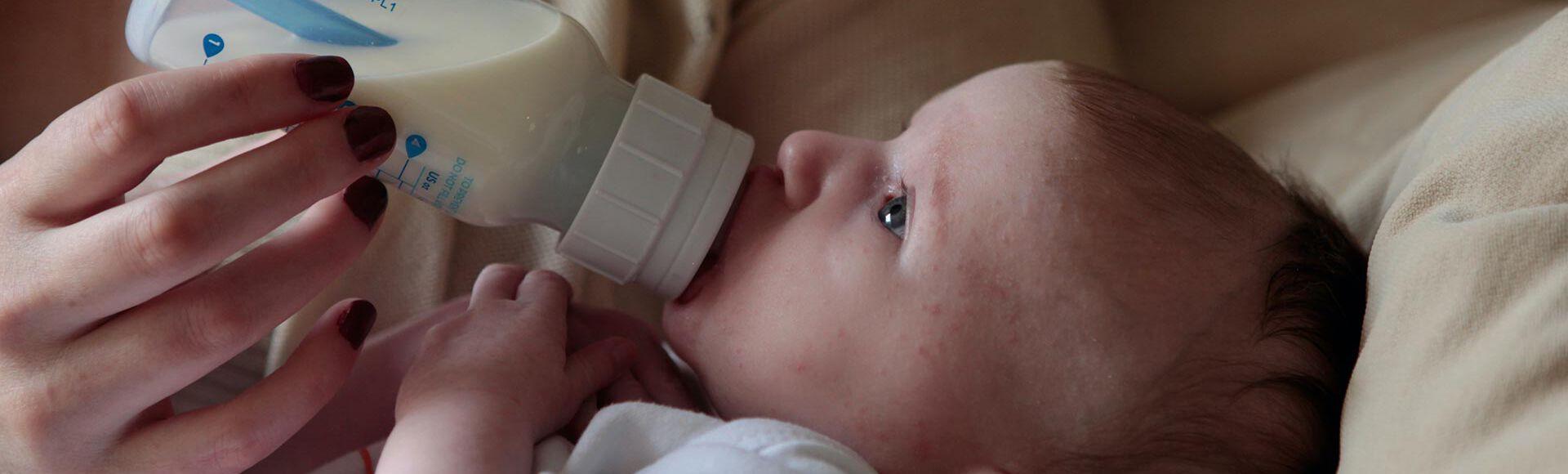 Diferencias entre la leche materna y la de fórmula