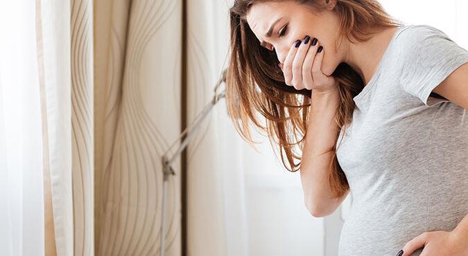 ¿Cuándo comienzan los mareos y náuseas en el embarazo? | Más Abrazos by Huggies
