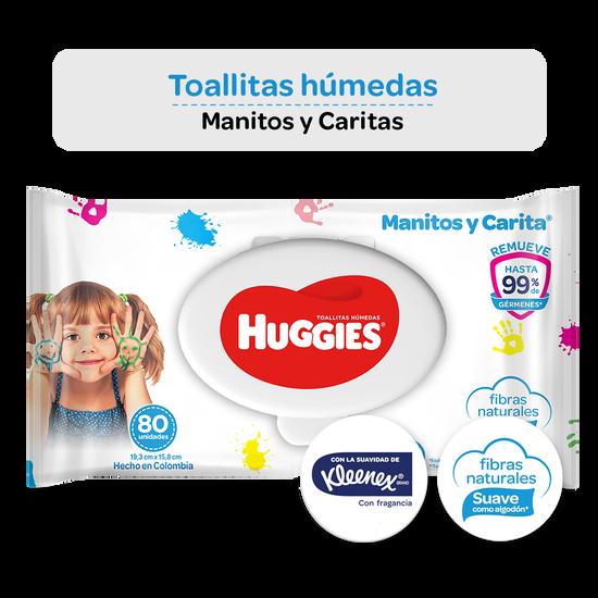 Toallitas Húmedas Manitos y Carita
