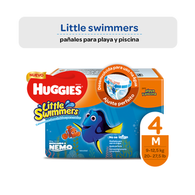 Pañal Huggies Little Swimmerst talla M