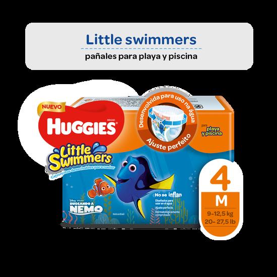 Pañal Huggies Little Swimmerst talla M