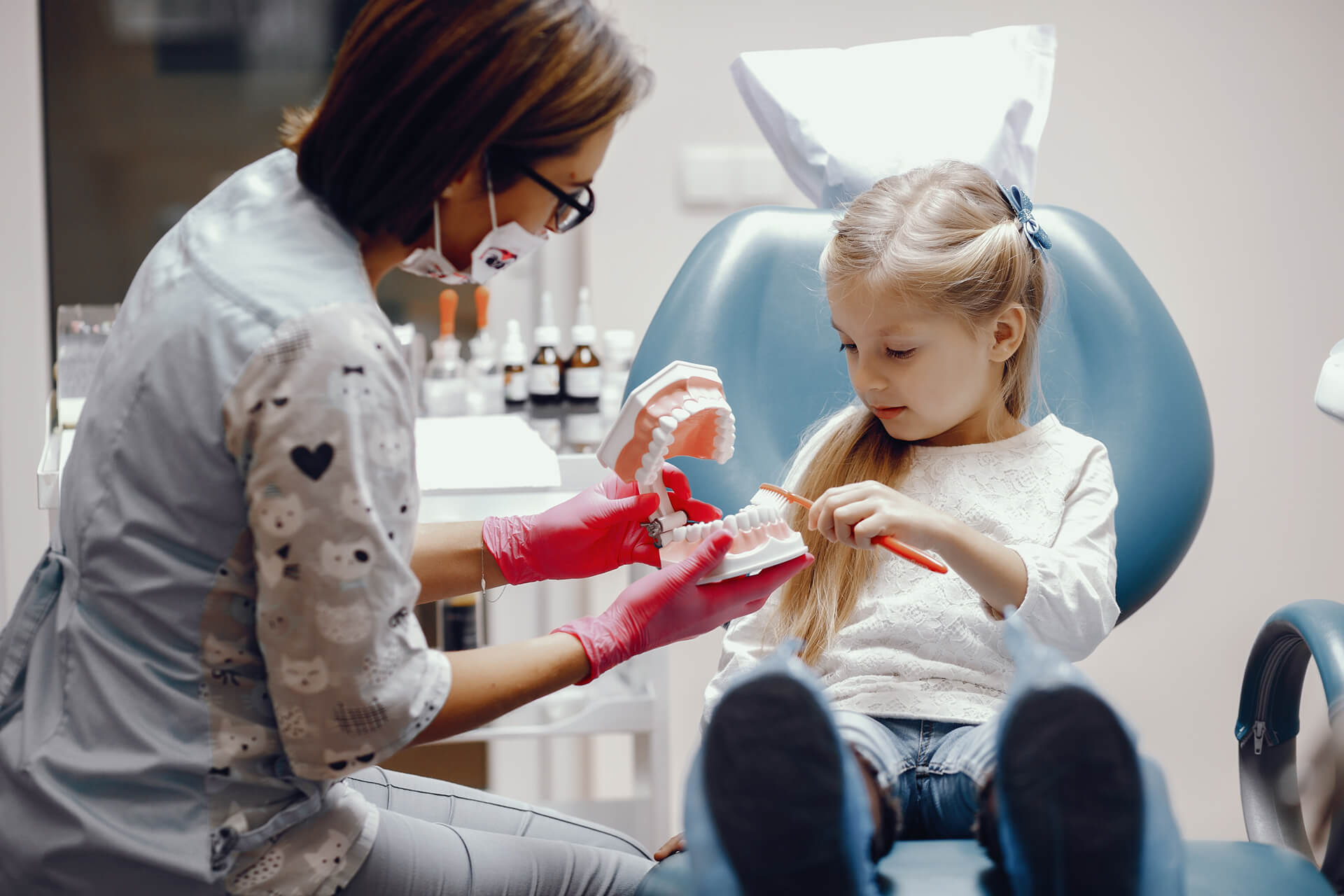 Salúd oral e higiene bucal de tu hijo